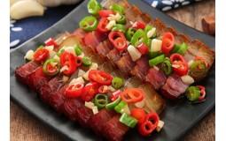 熟食腊味 肉干肉脯 农家咸肉 烟熏咸腊肉腊肠500g