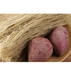 农家纯红薯粉丝 粉条干货2.5kg 安徽特产手工自制番薯地瓜山芋粉丝