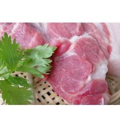 新鲜猪腿肉 大别山农家散养 新鲜现杀 土猪肉前后腿肉 新鲜土猪瘦肉五花肉 1000克