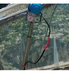 电动卷膜器大棚卷帘机温室大棚养殖场自动放风机配件爬升器升降机 卷膜器带爬升器(不含电箱)