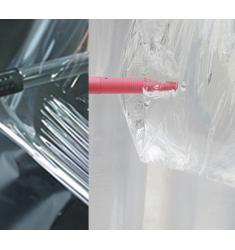加厚塑料布防水布透明布防雨布装修防尘布塑料薄膜大棚膜预定无滴膜大棚塑料布大棚塑料布装修防尘膜 2米宽 4s厚度/米