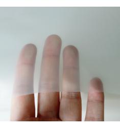 加厚塑料布防水布透明布防雨布装修防尘布塑料薄膜大棚膜无滴膜PO膜 2米宽 6s厚度/长度每米