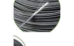 蔬菜大棚温室园艺大棚配件-抗拉压膜线/压膜绳/压膜带 黑色压膜线